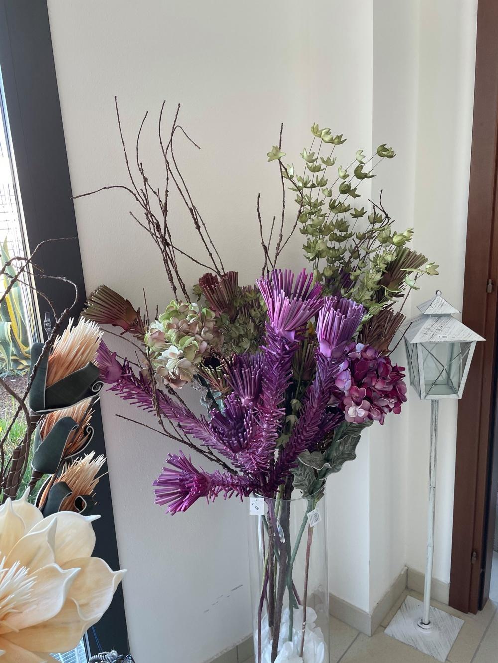 fiori da arredamento livorno