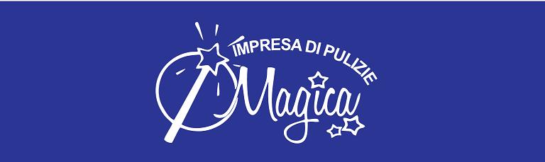 logo magica impresa pulizie livorno