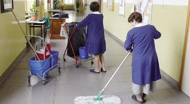 pulizia scuole asili istituti scolastici livorno